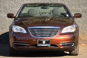 2013 Chrysler 200 Touring Carfax Report - No AccidentsDamage Reported Audio Auxiliary Audio Inp