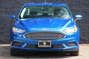 2017 Ford Fusion SE Carfax 1-Owner - No AccidentsDamage Reported  Lightning Blue  We are not
