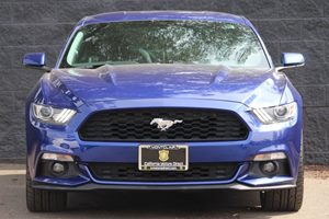 2015 Ford Mustang EcoBoost Premium Carfax 1-Owner - No AccidentsDamage Reported  Deep Impact B