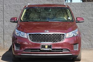 2015 Kia Sedona LX Audio Auxiliary Audio Input Audio Cd Player Convenience Automatic Headligh