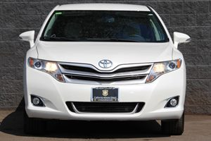 2015 Toyota Venza LE  White  All advertised prices exclude government fees and taxes any finan