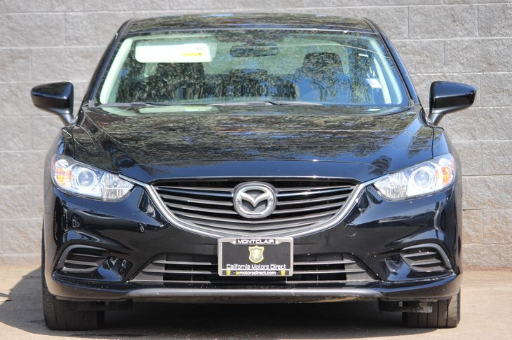 2015 Mazda Mazda6 i Sport  Jet Black Mica All advertised prices exclude government fees and tax