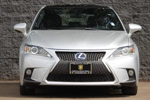 2015 Lexus CT 200h F-Sport Audio Auxiliary Audio Input Audio Cd Player Audio Satellite Radio