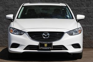 2015 Mazda Mazda6 i Touring  Snowflake White Pearl Mica  We are not responsible for typographic