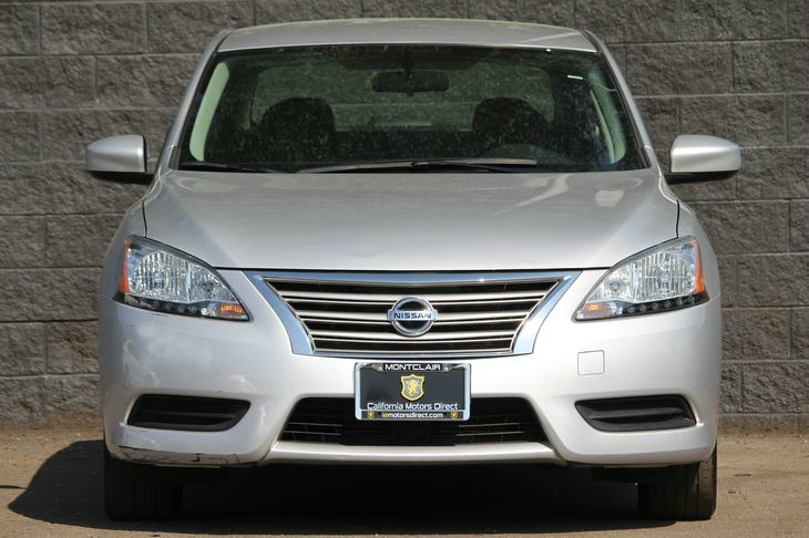 2014 Nissan Sentra S  Brilliant Silver All advertised prices exclude government fees and taxes