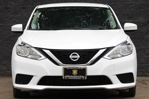2016 Nissan Sentra S  White  All advertised prices exclude government fees and taxes any finan