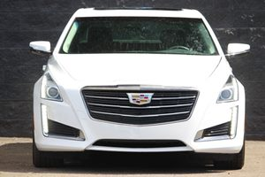 2016 Cadillac CTS Sedan 20T Luxury Collecti Carfax 1-Owner - No AccidentsDamage Reported  Cry