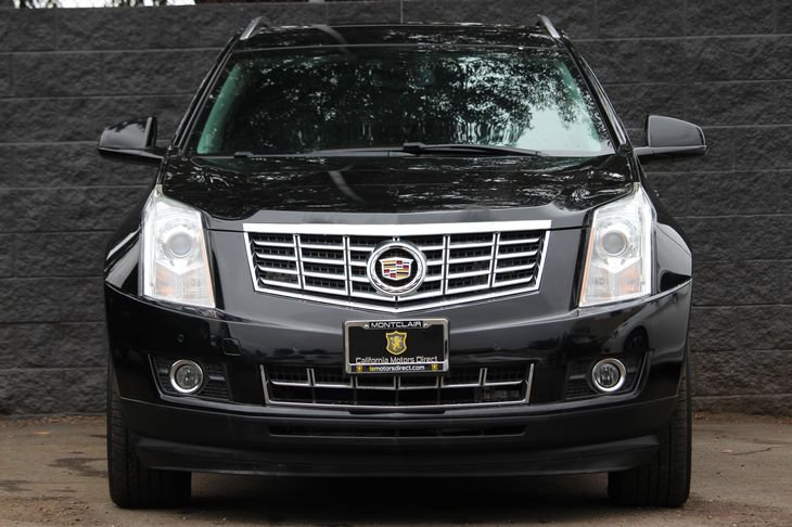 2015 Cadillac SRX Premium Collection  Black Raven All advertised prices exclude government fees
