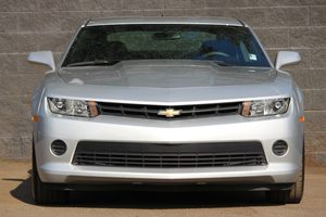 2014 Chevrolet Camaro LS  Silver Ice Metallic  We are not responsible for typographical errors