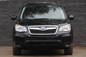 2016 Subaru Forester 25i Premium  Crystal Black Silica  We are not responsible for typographic