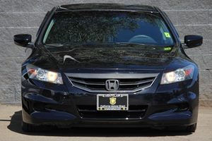 2011 Honda Accord Cpe LX-S Audio Auxiliary Audio Input Audio Cd Changer Drivetrain Front Whee