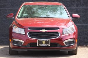 2015 Chevrolet Cruze 1LT Auto  Red  We are not responsible for typographical errors All prices