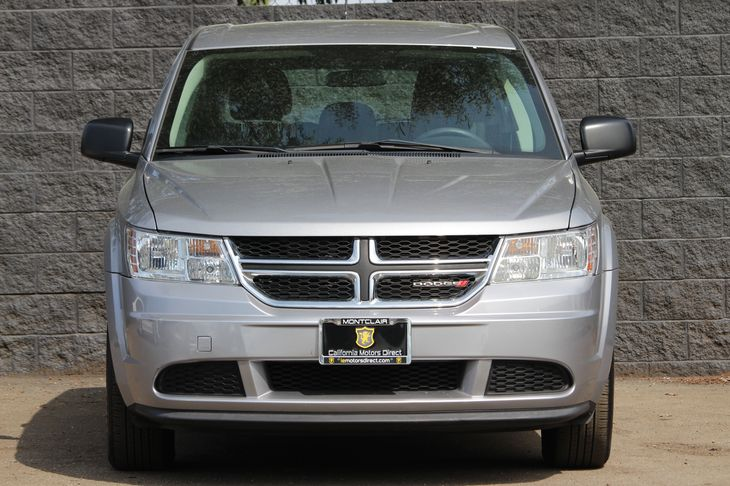 2015 Dodge Journey American Value Packa  Billet Silver Metallic Clearcoat All advertised prices