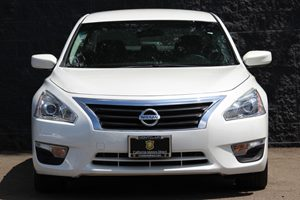 2015 Nissan Altima 25 S  White  All advertised prices exclude government fees and taxes any f