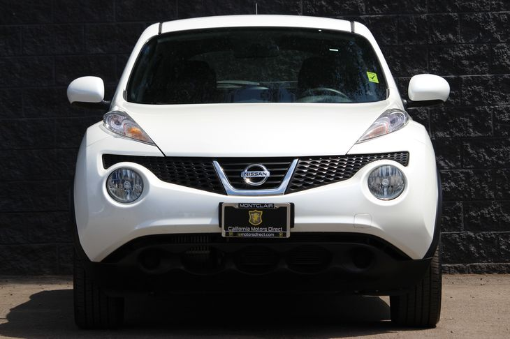 2014 Nissan JUKE S  White Pearl All advertised prices exclude government fees and taxes any fi