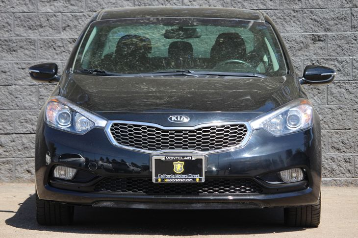 2016 Kia Forte EX  Aurora Black Pearl All advertised prices exclude government fees and taxes