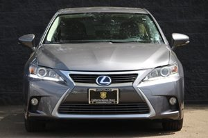 2015 Lexus CT 200h Base  Gray  All advertised prices exclude government fees and taxes any fin