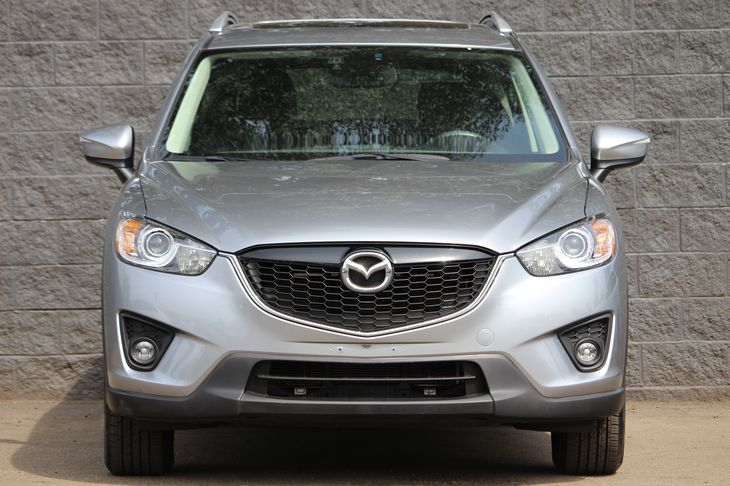 2015 Mazda CX-5 Touring  Liquid Silver All advertised prices exclude government fees and taxes