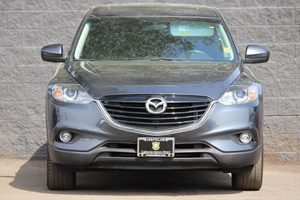2014 Mazda CX-9 Touring  Meteor Gray Mica  All advertised prices exclude government fees and ta