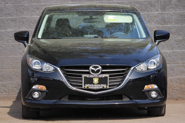 2015 Mazda Mazda3 i Touring  Jet Black Mica All advertised prices exclude government fees and t