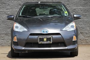 2014 Toyota Prius c Three  Magnetic Gray Metallic All advertised prices exclude government fees