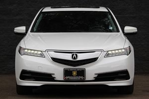 2015 Acura TLX wTech  Bellanova White Pearl  We are not responsible for typographical errors