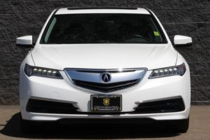 2015 Acura TLX Base Audio Auxiliary Audio Input Audio Cd Player Convenience Back-Up Camera C