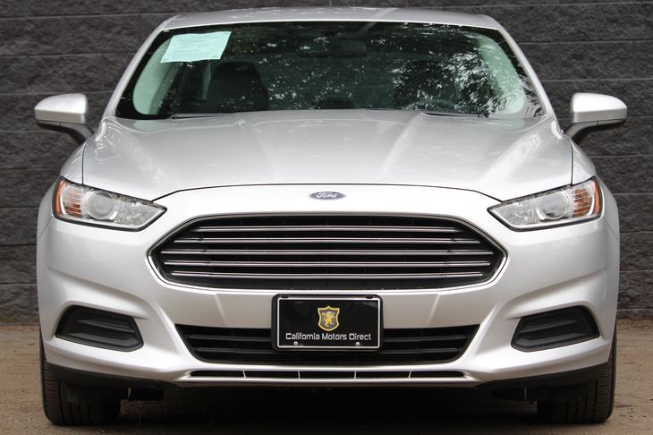 2013 Ford Fusion S  Ingot Silver All advertised prices exclude government fees and taxes any f