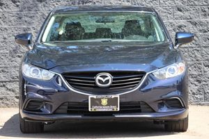 2015 Mazda Mazda6 i Sport  Jet Black Mica  We are not responsible for typographical errors All