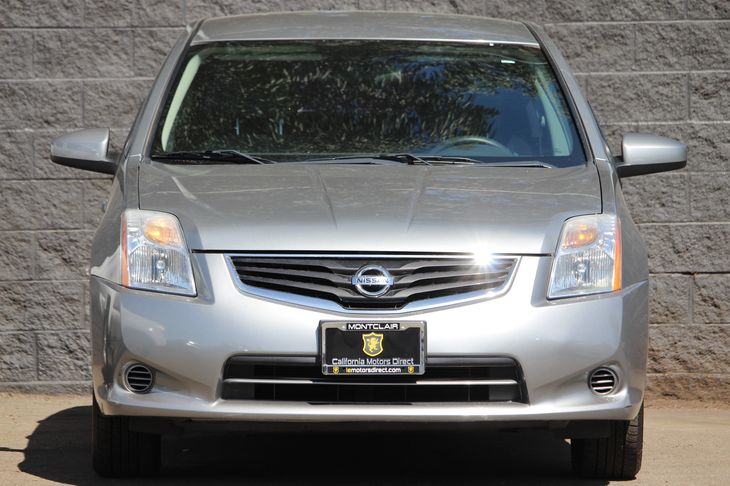 2012 Nissan Sentra 20 S  Brilliant Silver All advertised prices exclude government fees and ta