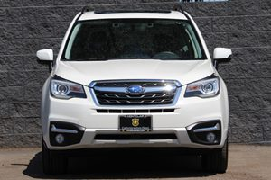 2017 Subaru Forester 25i Touring  Crystal White Pearl  All advertised prices exclude governmen