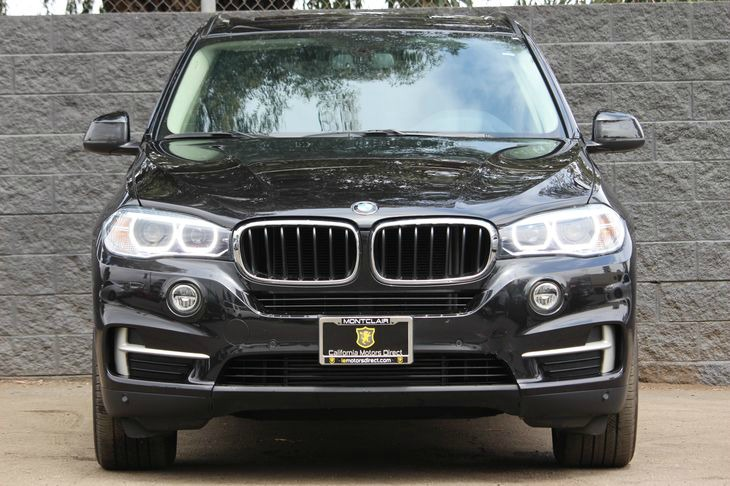 2016 BMW X5 sDrive35i Audio Auxiliary Audio Input Audio Cd Player Convenience Back-Up Camera
