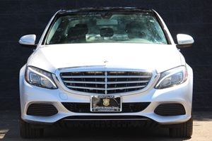 2015 MERCEDES C 300 C 300 4MATIC  Silver  All advertised prices exclude government fees and tax
