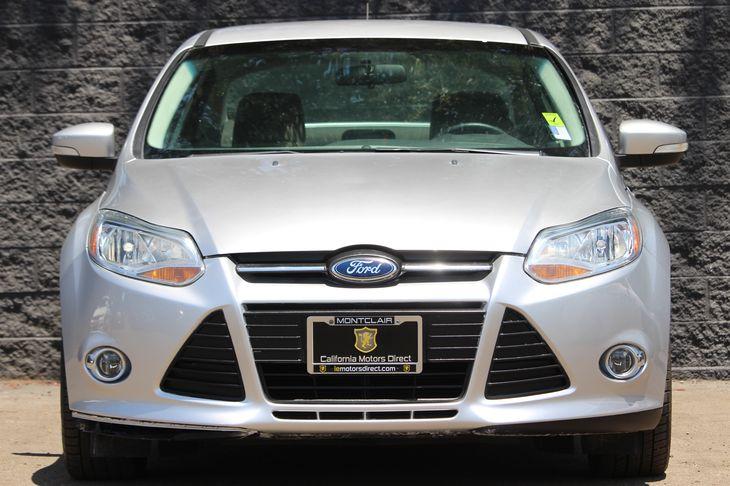 2014 Ford Focus SE  Ingot Silver Metallic All advertised prices exclude government fees and tax