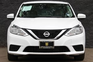 2017 Nissan Sentra S  White  All advertised prices exclude government fees and taxes any finan