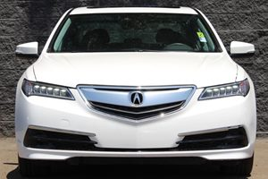 2015 Acura TLX V6 wTech  Bellanova White Pearl All advertised prices exclude government fees a