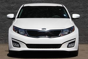 2015 Kia Optima LX  Snow White Pearl All advertised prices exclude government fees and taxes a