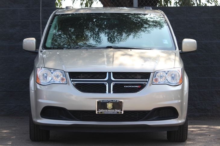 2014 Dodge Grand Caravan SXT  Billet Silver Metallic Clearcoat All advertised prices exclude go