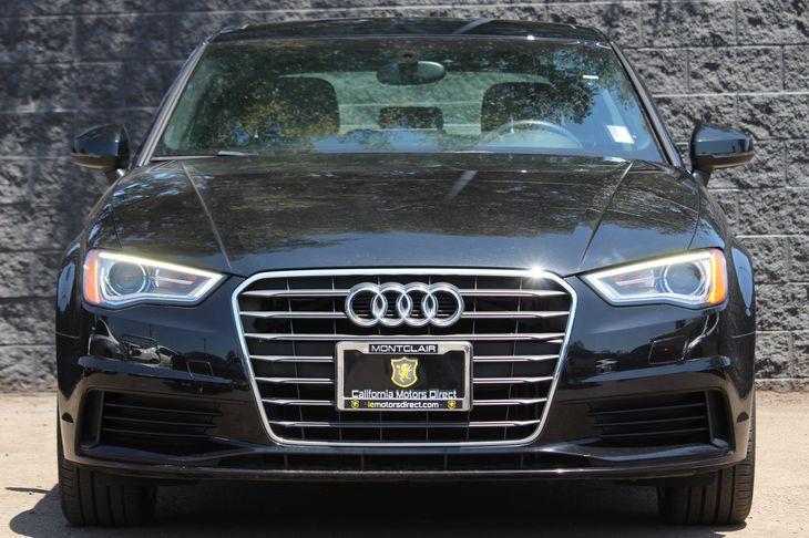 2015 Audi A3 18T Premium  Black All advertised prices exclude government fees and taxes any f