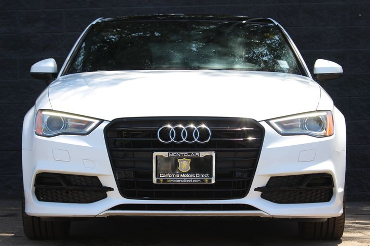 2016 Audi A3 18T Premium  White All advertised prices exclude government fees and taxes any f