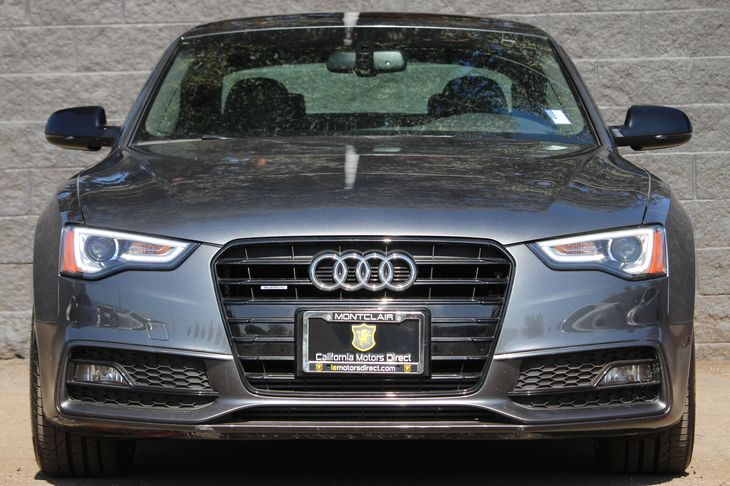 2015 Audi A5 20T quattro Premium  Gray DONT MISS OUT ON OUR SALES GOING ON    COME CHECK OUT