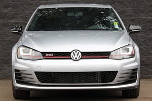 2017 Volkswagen Golf GTI Sport  Reflex Silver Metallic  All advertised prices exclude governmen