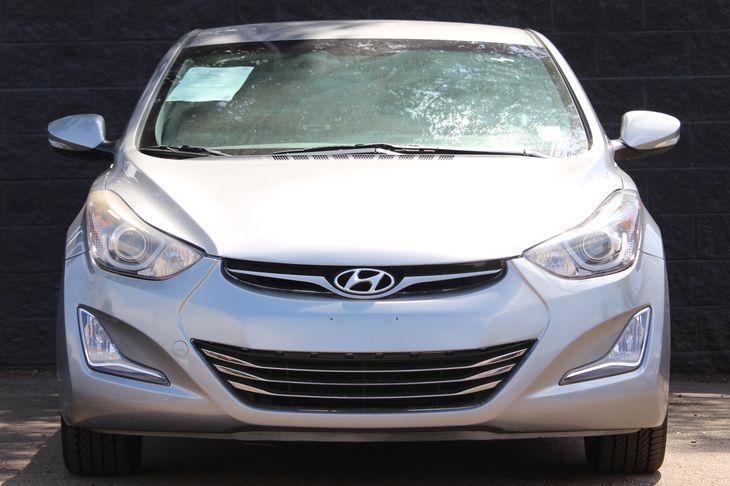 2015 Hyundai Elantra Limited  Titanium Gray Metallic All advertised prices exclude government f