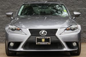 2014 Lexus IS 250 Base  Nebula Gray Pearl  All advertised prices exclude government fees and ta