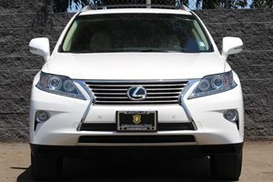 2015 Lexus RX 350   White  All advertised prices exclude government fees and taxes any finance