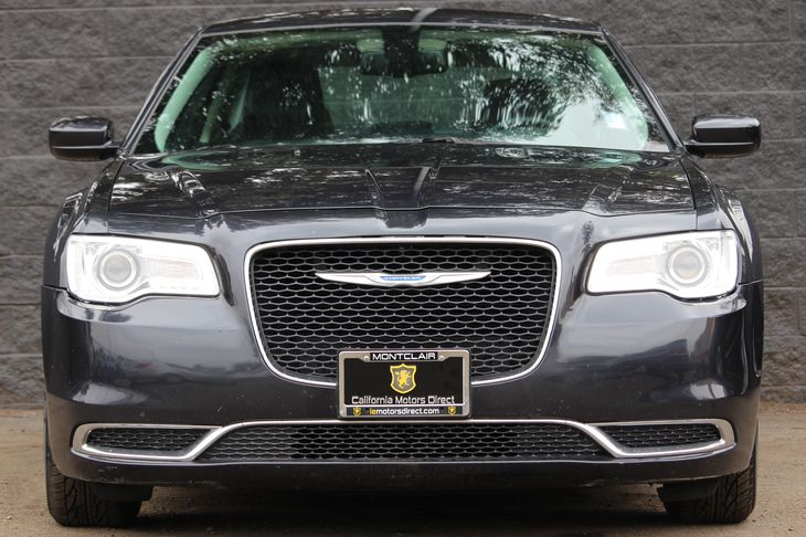 2015 Chrysler 300 Limited  Gray All advertised prices exclude government fees and taxes any fi