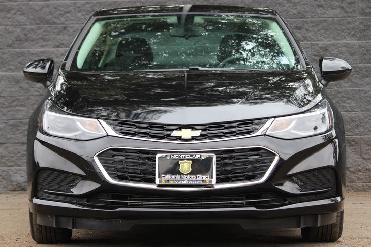 2017 Chevrolet Cruze LT Auto  Mosaic Black Metallic COME DOWN AND CHECK OUT OUR SALES GOING ON