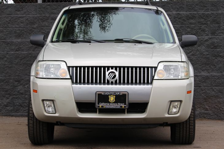 2007 Mercury Mariner  Safety Pkg Gray All advertised prices exclude government fees and taxes