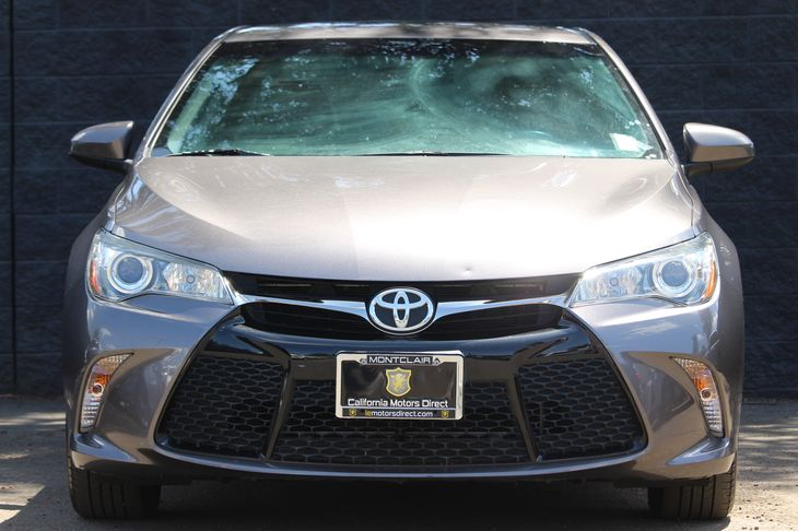 2015 Toyota Camry SE  Gray DONT MISS OUT ON OUR DEALS GOING ON RIGHT NOW  COME CHECK OUT OUR