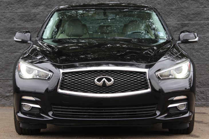 2015 INFINITI Q50   Black All advertised prices exclude government fees and taxes any finance